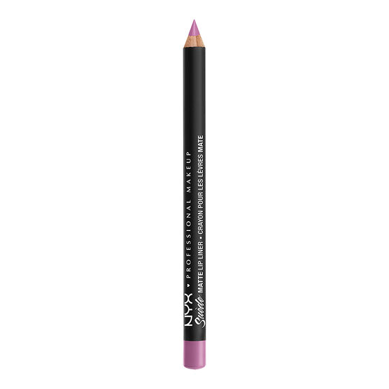 NYX Professional Makeup Suede Matte Lip Liner - Respect the Pink