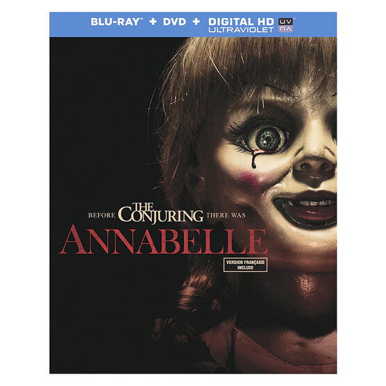 Annabelle - Blu-ray Combo