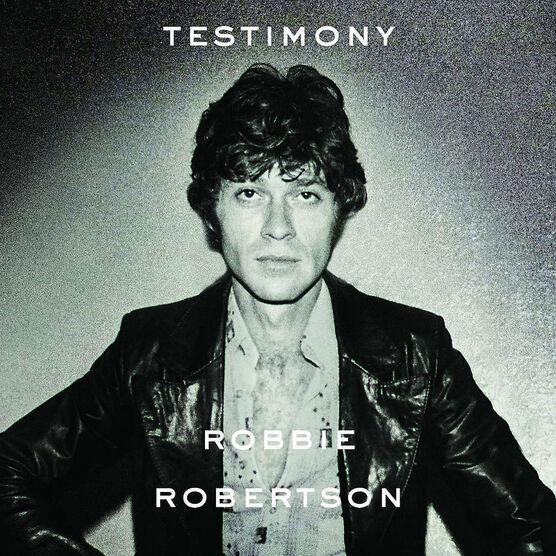 Robbie Robertson - Testimony - CD