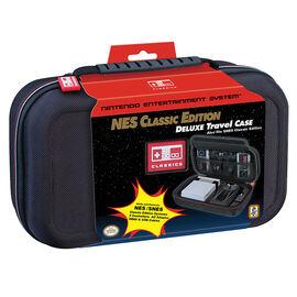 Nintendo NES/SNES Deluxe Travel Case - Black - CL3021