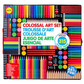 Alex Colossal Art Set - 315 Pieces