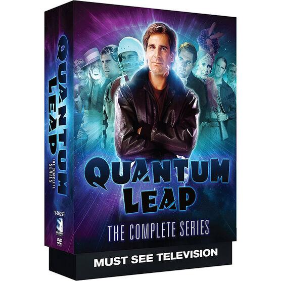 Quantum Leap: The Complete Series - DVD