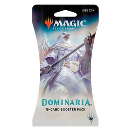 Magic The Gathering Dominaria Blister Pack - Assorted