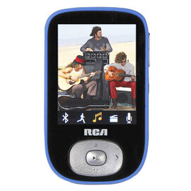 RCA Bluetooth MP3 Player - Blue - CMBT0004