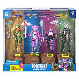 Fortnite Squad Mode - 4 Figure Pack