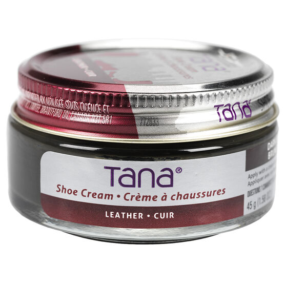 Tana Leather Shoe Cream - 45g