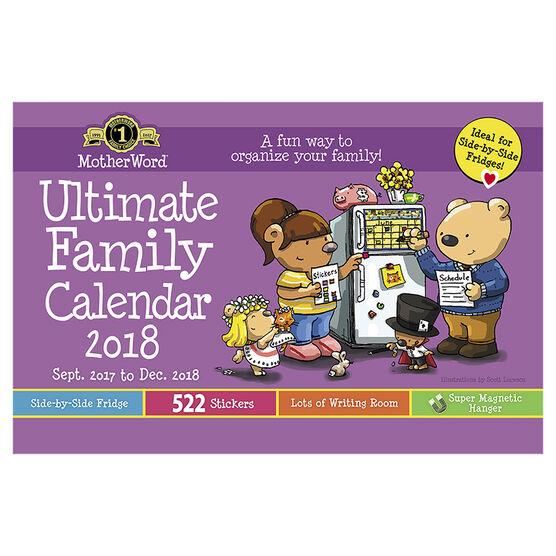 MotherWord Mom's Ultimate Calendar - Medium
