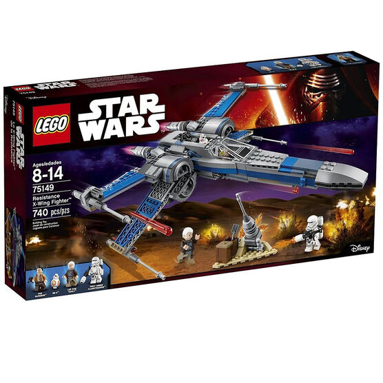 Lego Star Wars Resistance X-Wing Fighter - 75149