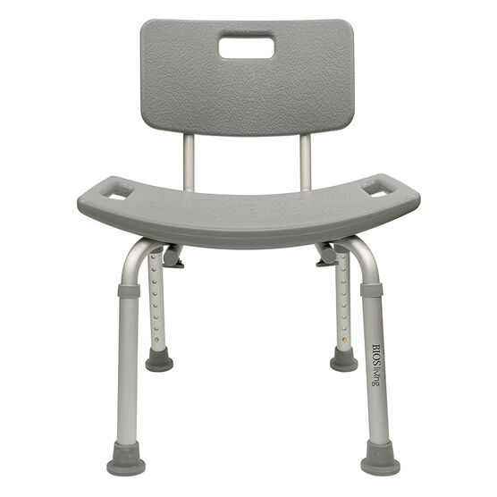 BIOS Living Adjustable Bath Seat with Back Rest - 59001