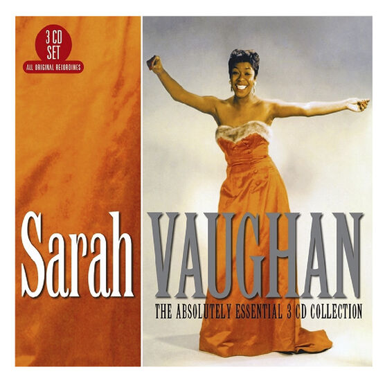 Sarah Vaughan - The Absolutely Essential 3 CD Collection - CD