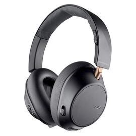 Plantronics Backbeat Go 810 Wireless Headphones - Black