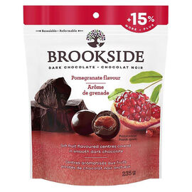 Brookside Dark Chocolate - Pomegranate - 235g