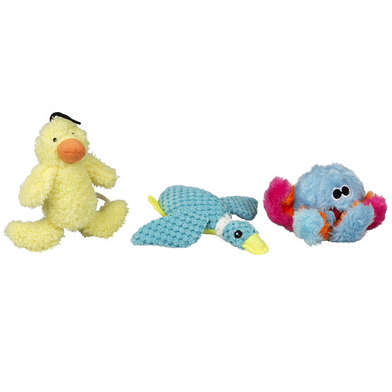 Dogs N' Paws Plush - Small - Assorted