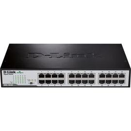 D-Link 24-Port Gigabit Unmanaged Desktop/Rackmount Switch - DGS-1024D