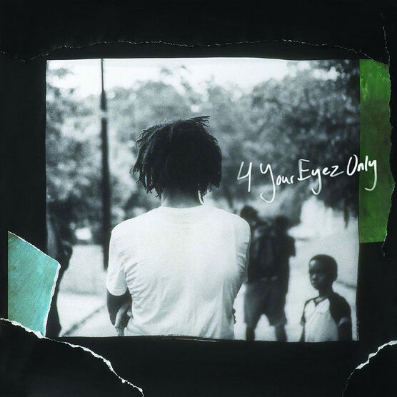 J. Cole - 4 Your Eyez Only - CD