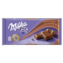 Milka Noisette Chocolate - 100g