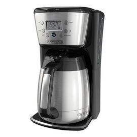Black & Decker Thermal Coffeemaker - CM2036SC