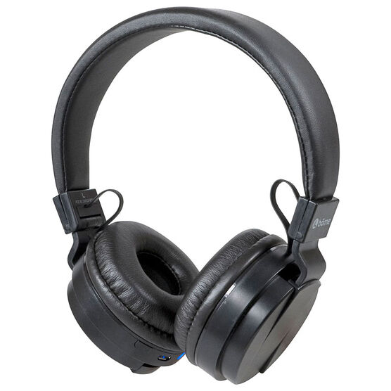 Borne Bluetooth Headphones - Black - BTHPO2