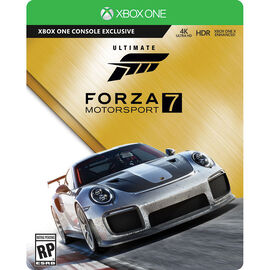 Xbox One Forza Motorsport 7 - Ultimate Edition