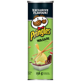 Pringles Potato Chips - Wasabi - 156g