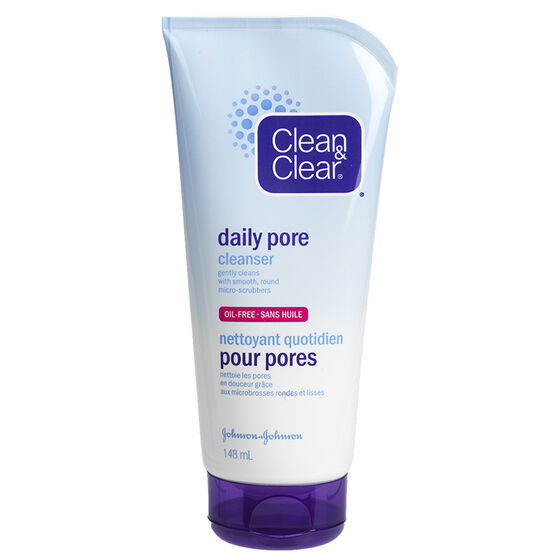 Clean & Clear Daily Pore Cleanser - 148ml