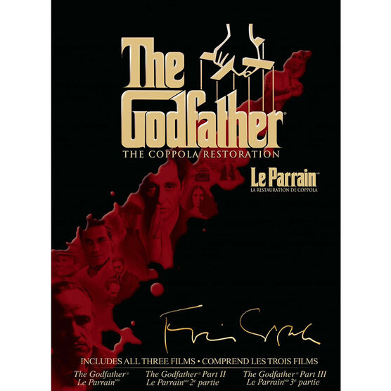 The Godfather Collection - DVD