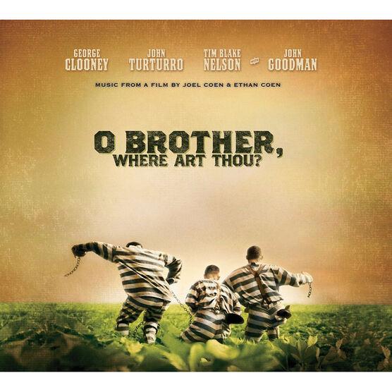O Brother, Where Art Thou? - Soundtrack - Vinyl