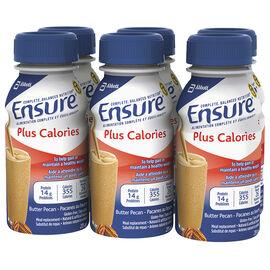 Ensure Plus Calories - Butter Pecan - 6 x 235ml