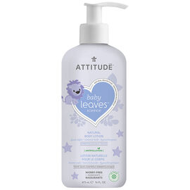 Attitude Baby Leaves Natural Body Lotion - Almond Milk - 473ml