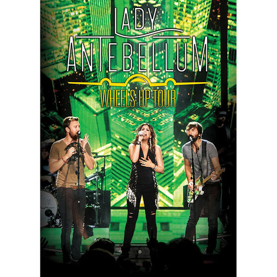 Lady Antebellum: Wheels Up Tour - DVD