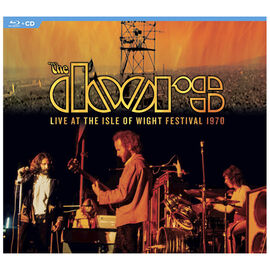 The Doors - Live At The Isle Of Wight Festival 1970 - Blu-ray + CD