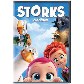 Storks - DVD
