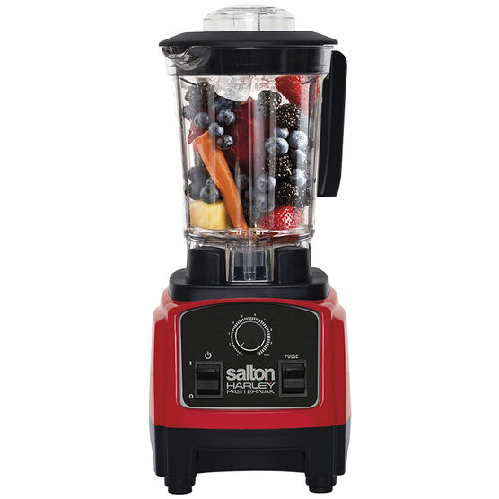 Salton Compact Power Blender - Red - BL1638R