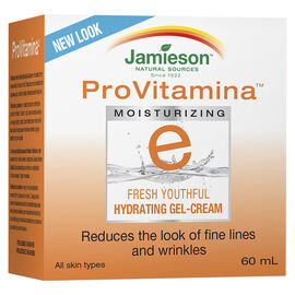 Jamieson ProVitamina Fresh Youthful Hydrating Gel-Cream - 60ml