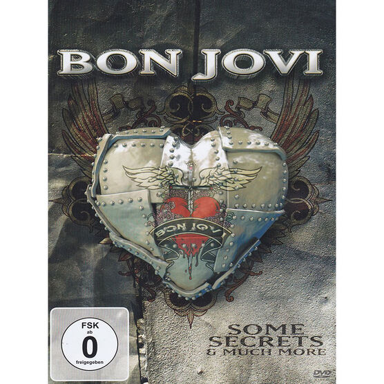 Bon Jovi - Some Secrets and So Much More - DVD