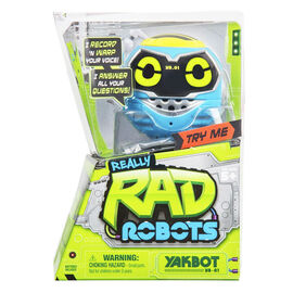 Real Rad Robots Yakbots - Assorted