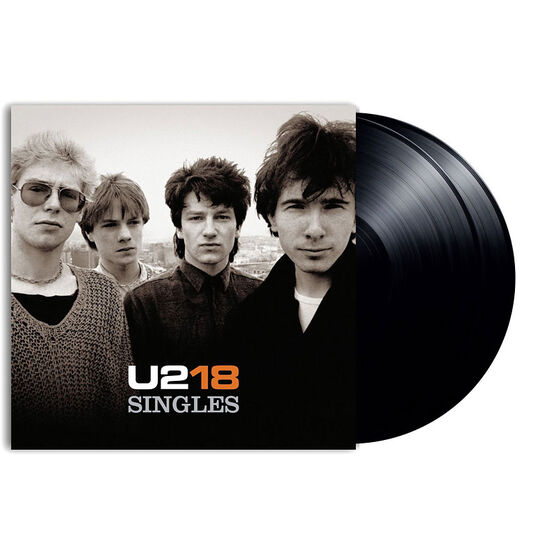 U2 - 18 Singles - 2 LP Vinyl