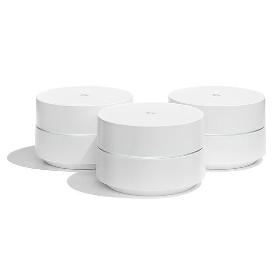 Google Wifi 3 Pack - White - GA3A00441-A08