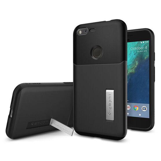 Spigen Slim Armor Case for Google Pixel - Black - SGPF14CS20899
