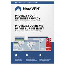 NordVPN Internet Privacy -  6 Devices/1 Year