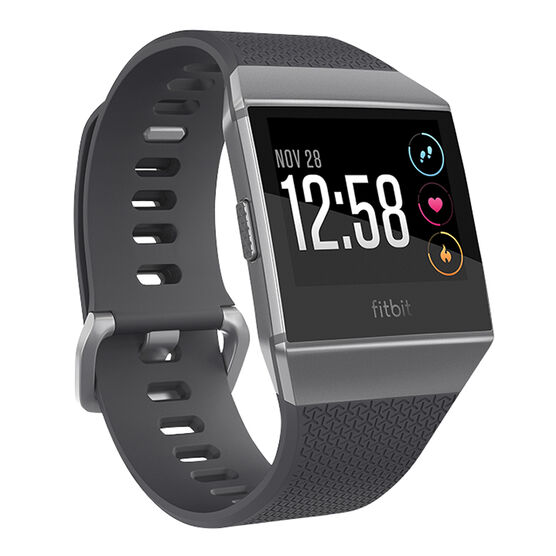 Fitbit Ionic Smartwatch - Charcoal