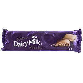 Cadbury Dairymilk - Biscuits - 110g