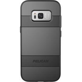 Pelican Voyager Case for Samsung Galaxy S8 - Black - PNVOY4875BKBK