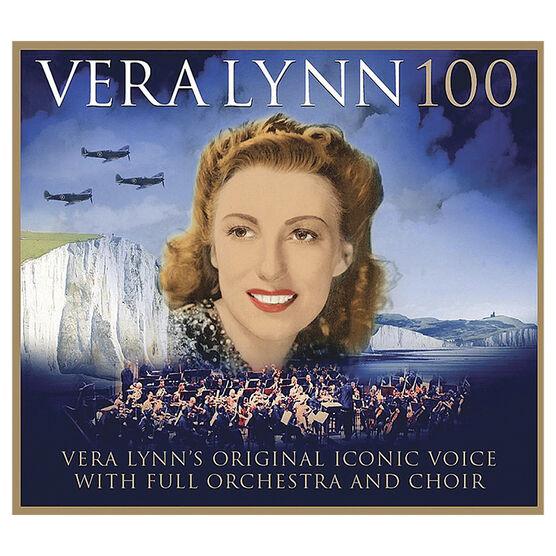 Vera Lynn - Vera Lynn 100 - CD