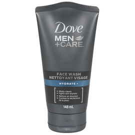 Dove Men+Care Hydrate+ Face Wash - 148ml