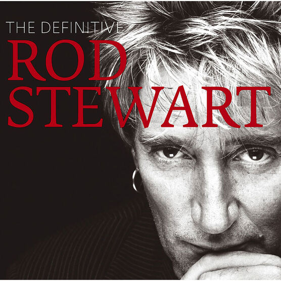 Rod Stewart - The Definitive Rod Stewart - CD