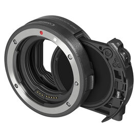 Canon Drop-in Filter Mount Adapter EF-EOS R with Drop-in Variable Neutral Density Filter - DEPOSIT TO RESERVE
