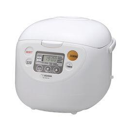 Zojirushi Rice Cooker - White - 10 cups - NS-WAC18