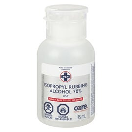 PSP Isopropyl Rubbing Alcohol 70% - 175ml