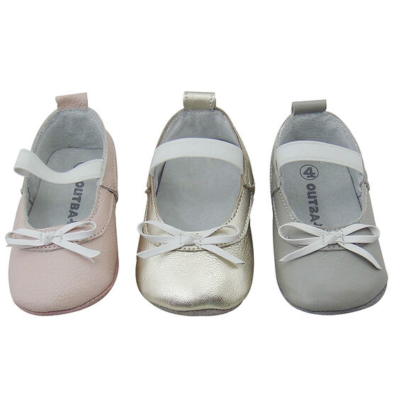 Outbaks Twinkle Toes Shoes - Girls - Assorted